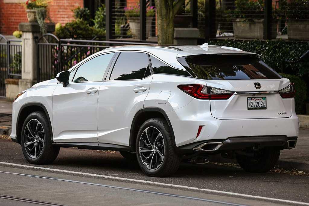 26 Concept of 2020 Lexus Rx 350 Vs 2019 Price with 2020 Lexus Rx 350 Vs 2019