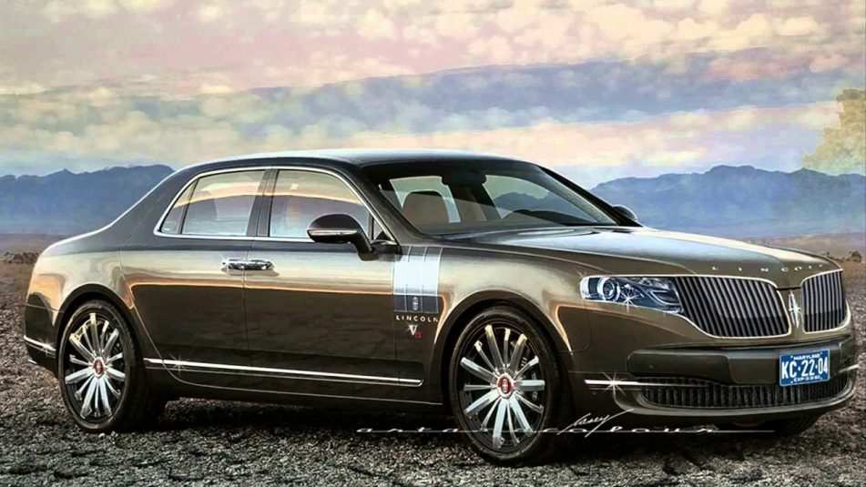 26 Gallery of 2019 Lincoln Town Car Redesign and Concept for 2019 Lincoln Town Car