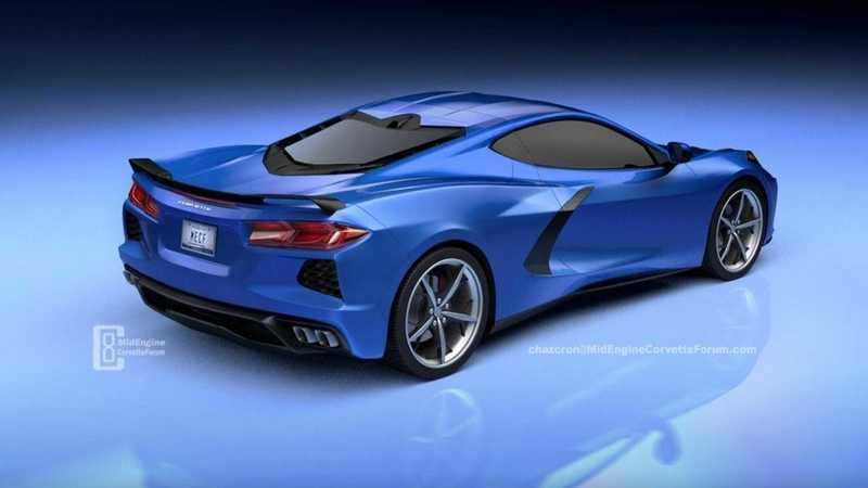 26 New 2020 Chevrolet Corvette Mid Engine C8 Release for 2020 Chevrolet Corvette Mid Engine C8