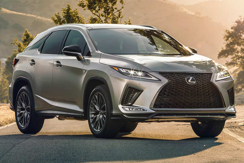 26 New 2020 Lexus Rx 350 Vs 2019 Redesign and Concept by 2020 Lexus Rx 350 Vs 2019