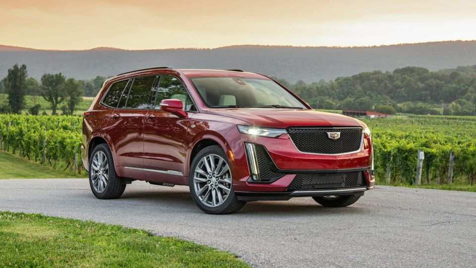 26 New Cadillac Xt6 2020 Reviews by Cadillac Xt6 2020