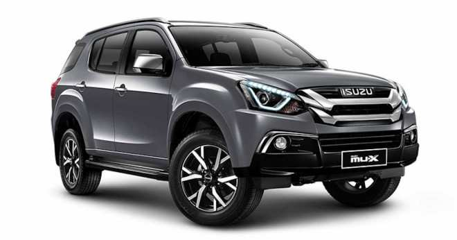26 The 2020 Isuzu Mu X Speed Test for 2020 Isuzu Mu X
