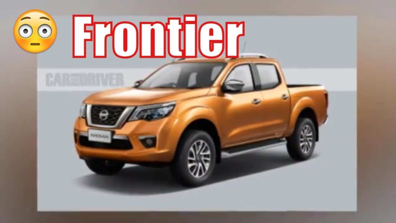 26 The 2020 Nissan Frontier Youtube Price and Review by 2020 Nissan Frontier Youtube