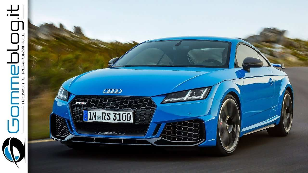 27 All New Audi Tt Rs 2020 Youtube Redesign and Concept for Audi Tt Rs 2020 Youtube