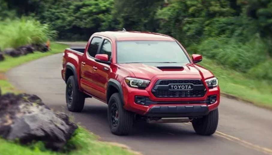 27 All New Toyota Tacoma Hybrid 2020 Redesign with Toyota Tacoma Hybrid 2020
