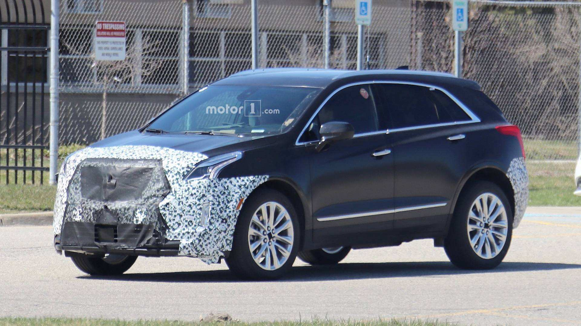 27 Concept of 2019 Spy Shots Cadillac Xt5 Review by 2019 Spy Shots Cadillac Xt5