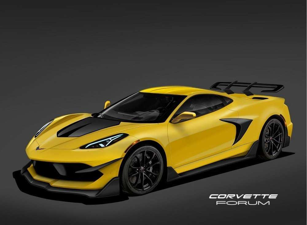 27 Gallery of 2020 Chevrolet Corvette Zr1 Price with 2020 Chevrolet Corvette Zr1