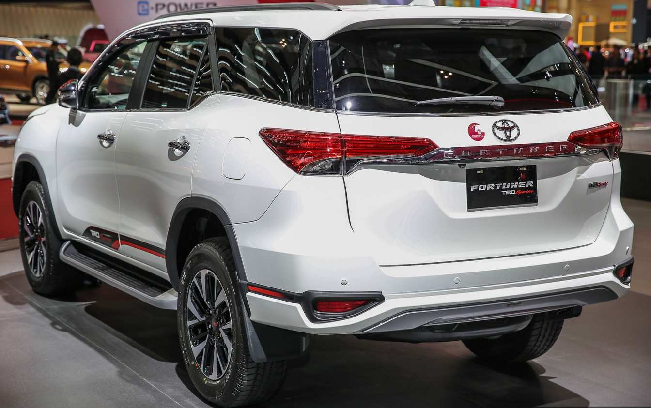 27 Gallery of Toyota New Fortuner 2020 Exterior and Interior for Toyota New Fortuner 2020