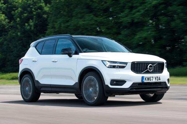 27 Great 2019 Volvo Xc40 Mpg Engine by 2019 Volvo Xc40 Mpg