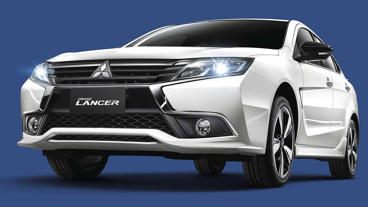 27 Great Mitsubishi Grand Lancer 2020 Exterior and Interior for Mitsubishi Grand Lancer 2020