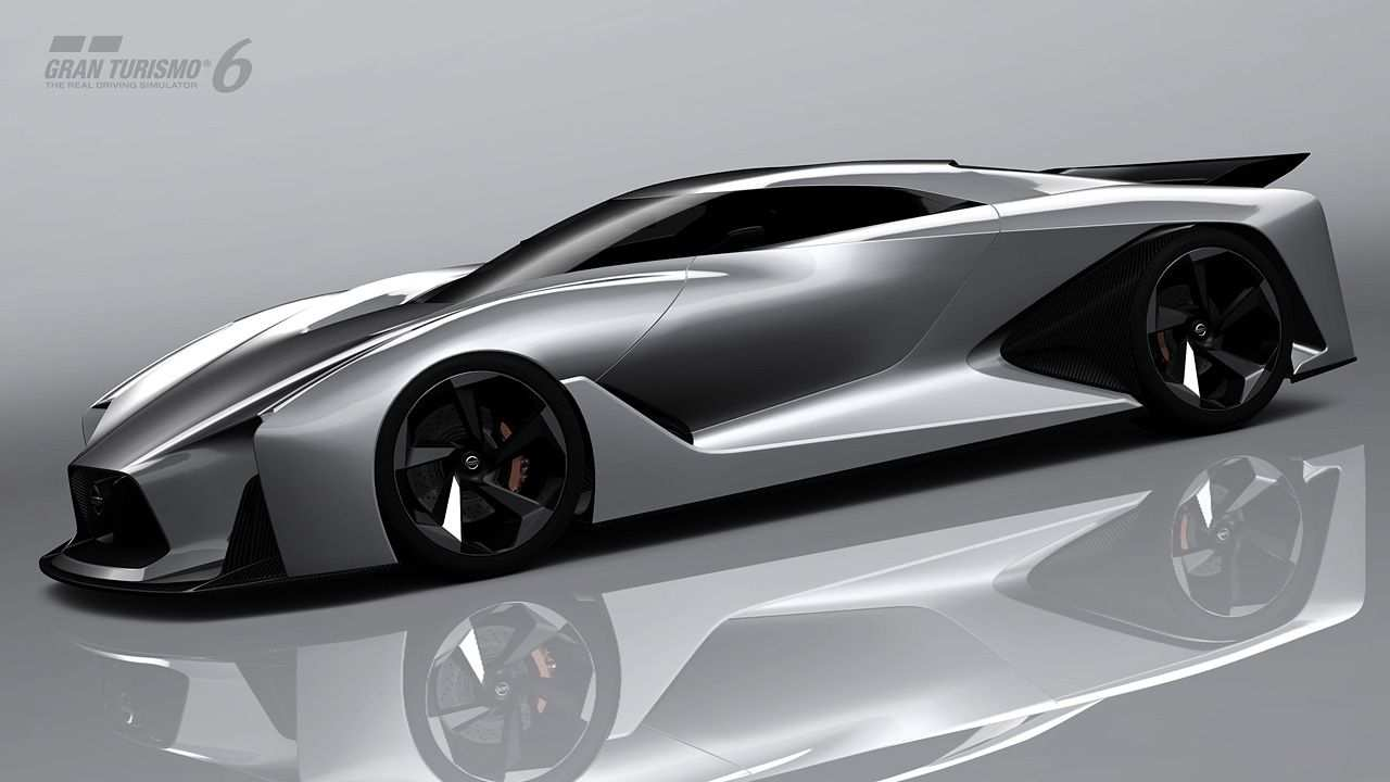 27 The Nissan Concept 2020 Gran Turismo Performance by Nissan Concept 2020 Gran Turismo