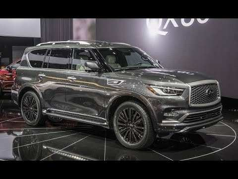 28 All New Infiniti 2020 Qx80 Configurations by Infiniti 2020 Qx80
