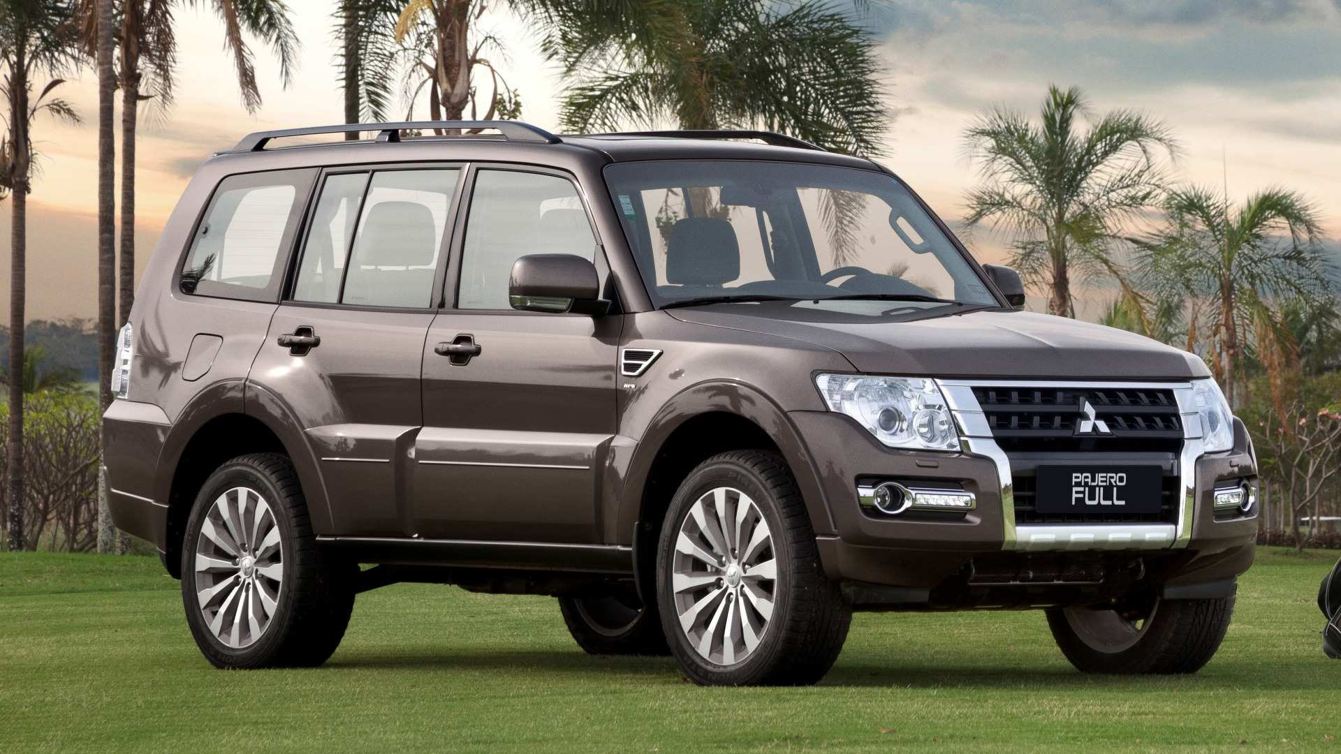 28 All New Mitsubishi Pajero Full 2020 Overview for Mitsubishi Pajero Full 2020