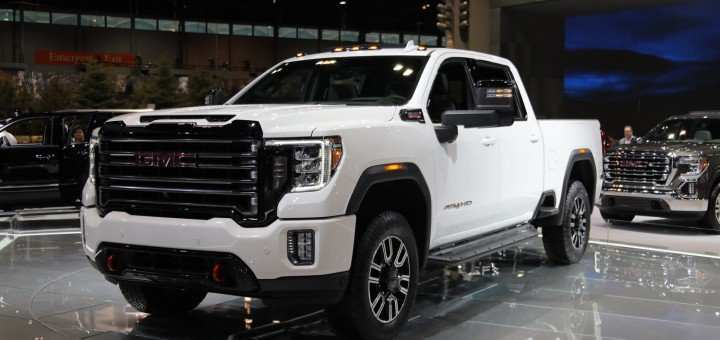 28 Gallery of Release Date For 2020 Gmc 2500 Redesign and Concept by Release Date For 2020 Gmc 2500