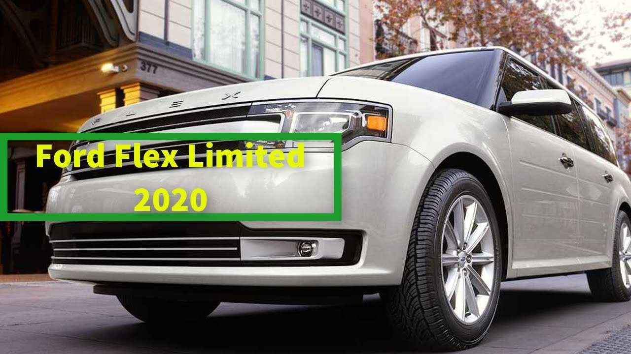 28 Great Ford Flex 2020 New Review for Ford Flex 2020