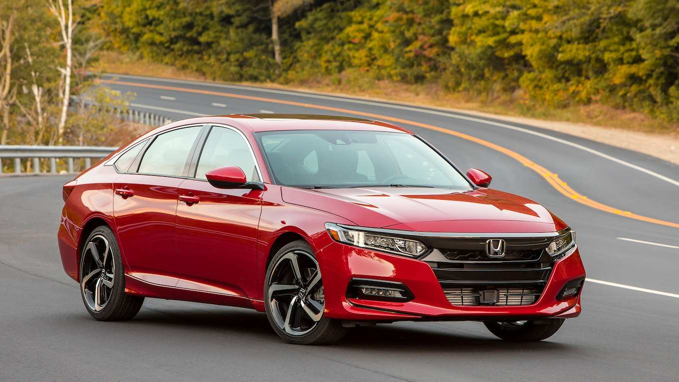 28 Great Honda Accord 2020 Changes Performance and New Engine with Honda Accord 2020 Changes
