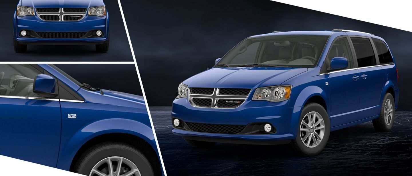 28 New 2020 Dodge Grand Caravan Redesign First Drive for 2020 Dodge Grand Caravan Redesign