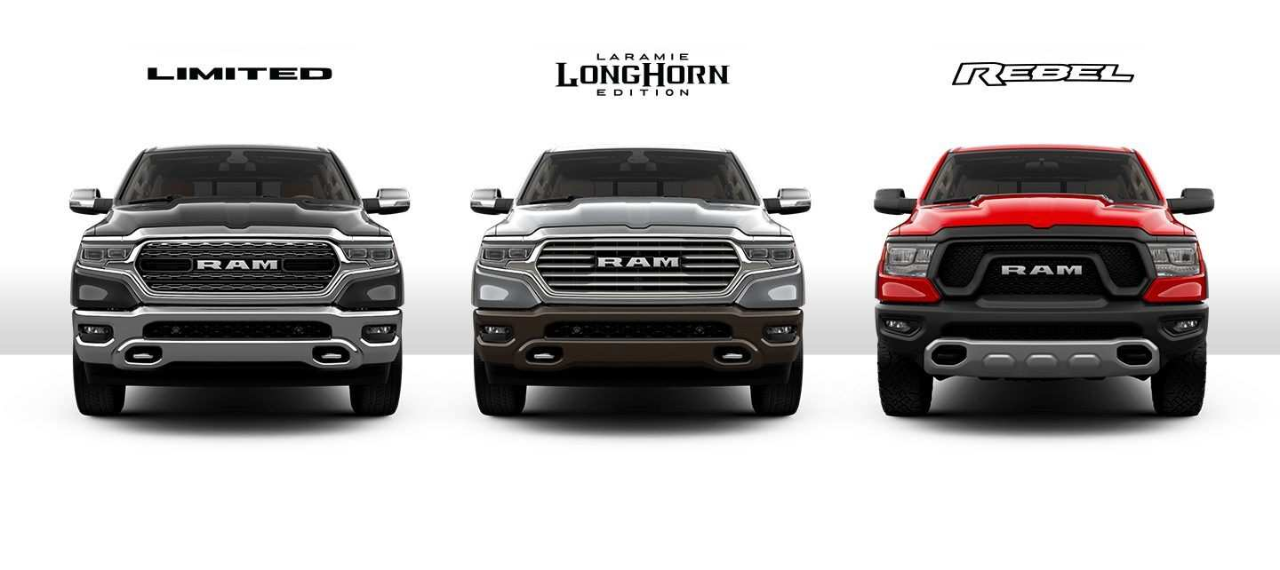 28 The 2019 Ram 1500 Spesification with 2019 Ram 1500