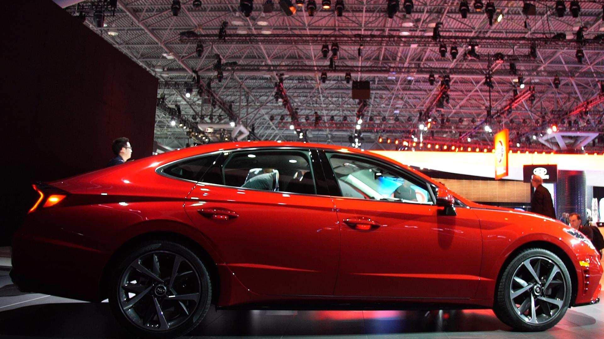 28 The 2020 Hyundai Sonata Redesign Performance with 2020 Hyundai Sonata Redesign