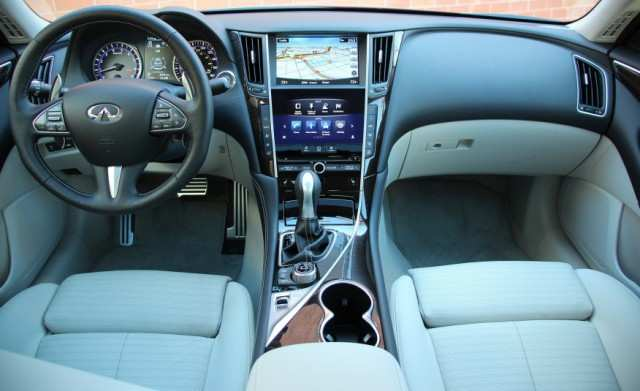28 The 2020 Infiniti Q50 Interior Concept with 2020 Infiniti Q50 Interior
