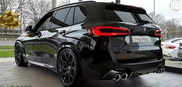 28 The Bmw X5M 2020 Concept with Bmw X5M 2020