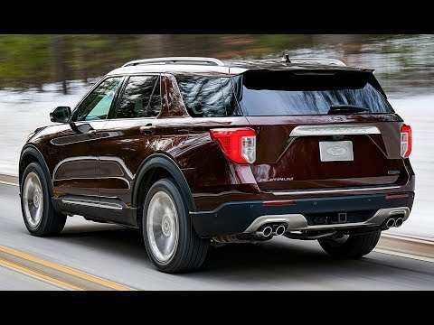 29 All New 2020 Ford Explorer Job 1 Pricing by 2020 Ford Explorer Job 1