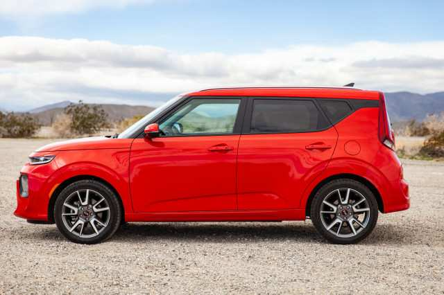 29 All New 2020 Kia Soul Vs Honda Hrv Reviews by 2020 Kia Soul Vs Honda Hrv