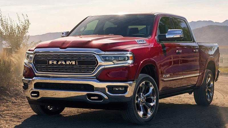 29 Concept of 2019 Ram 1500 Performance with 2019 Ram 1500