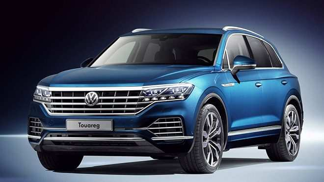 29 New 2019 Vw Touareg Interior by 2019 Vw Touareg