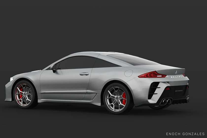 29 New Mitsubishi Eclipse Coupe 2020 Redesign and Concept for Mitsubishi Eclipse Coupe 2020