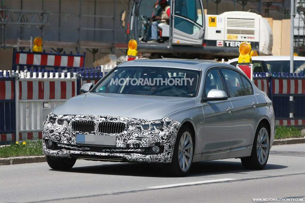 29 New Spy Shots Bmw 3 Series First Drive by Spy Shots Bmw 3 Series