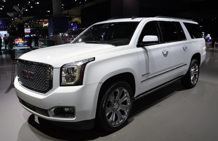 29 The 2020 Gmc Yukon Xl Slt Interior with 2020 Gmc Yukon Xl Slt