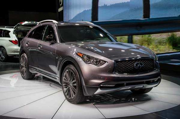 29 The Infiniti Fx35 2020 Interior With Infiniti Fx35 2020 Car Review Car Review
