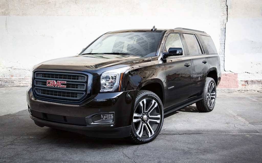 30 All New 2020 Gmc Yukon Xl Slt History for 2020 Gmc Yukon Xl Slt