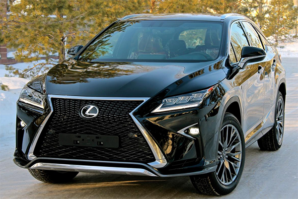 30 All New 2020 Lexus Rx Release Date Specs and Review by 2020 Lexus Rx Release Date