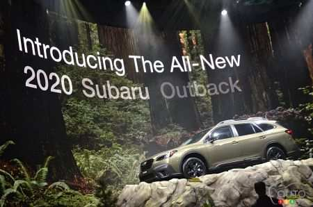 30 Gallery of Subaru Outback 2020 New York Picture for Subaru Outback 2020 New York