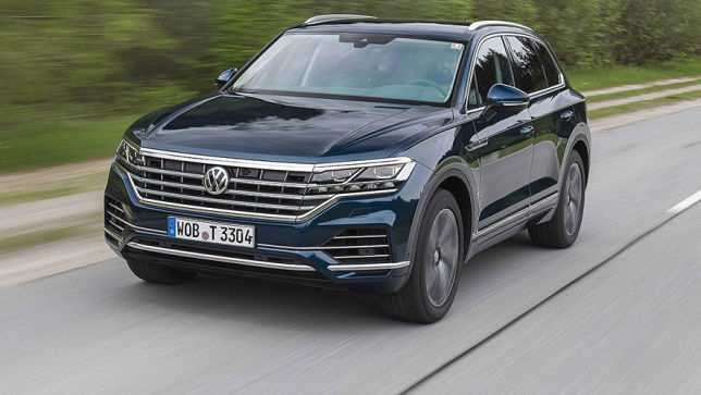 30 Gallery of Volkswagen Touareg Hybrid 2020 Overview for Volkswagen Touareg Hybrid 2020