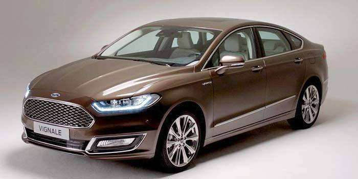 30 New 2019 Ford Mondeo Vignale Pictures by 2019 Ford Mondeo Vignale