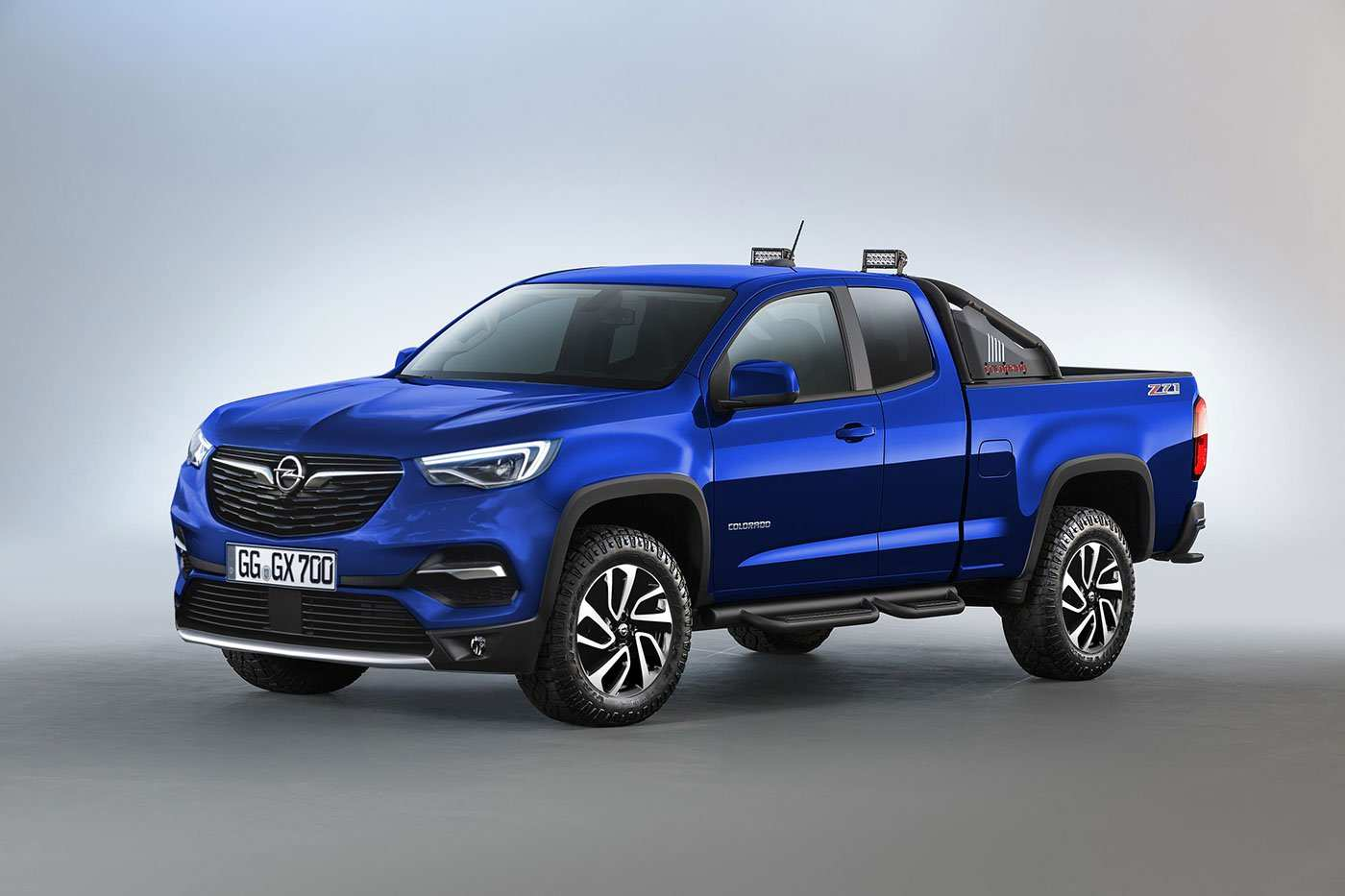 30 The Opel Colorado 2020 Style by Opel Colorado 2020