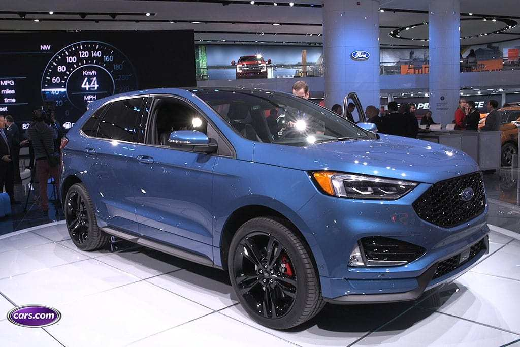 31 All New 2019 Ford Edge Sport Ratings for 2019 Ford Edge Sport