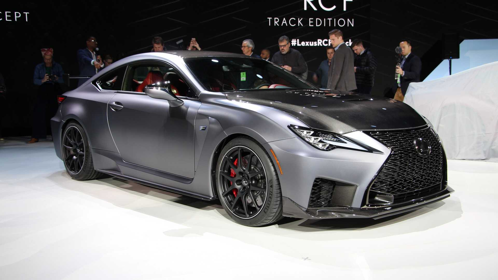 31 All New 2020 Lexus Rc F Track Edition Price Redesign for 2020 Lexus Rc F Track Edition Price