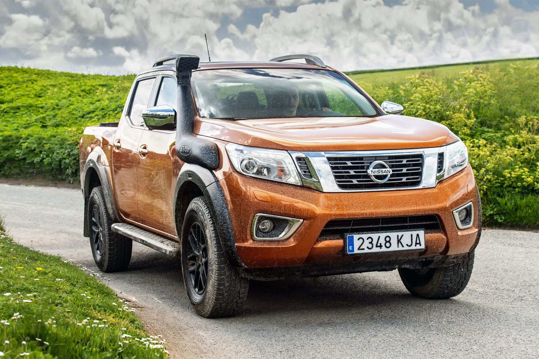 31 All New 2020 Nissan Navara Uk Style with 2020 Nissan Navara Uk