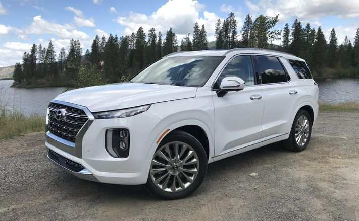 31 All New When Will The 2020 Hyundai Palisade Be Available Performance and New Engine by When Will The 2020 Hyundai Palisade Be Available