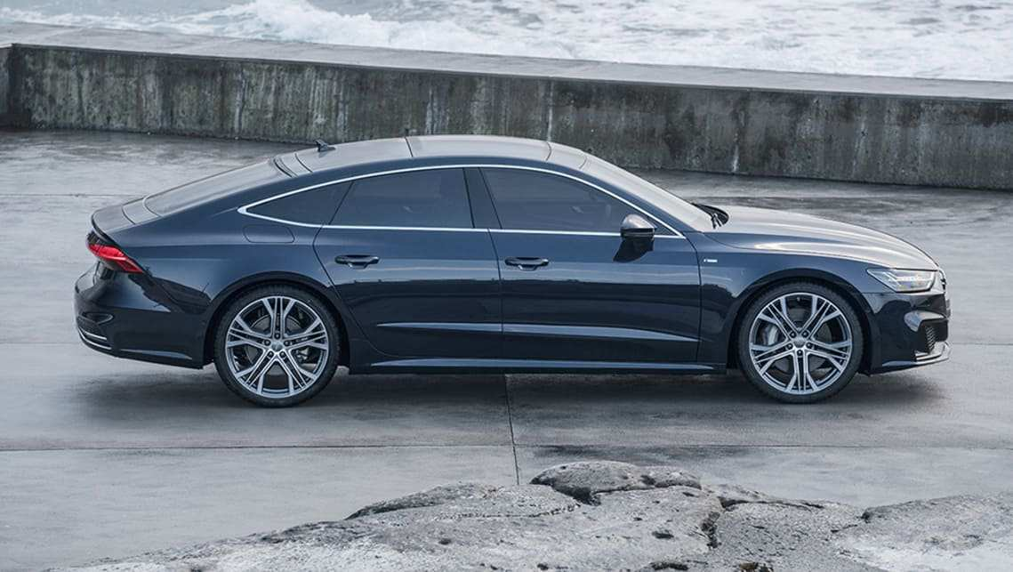31 Best Review 2019 Audi A7 Spy Shoot by 2019 Audi A7