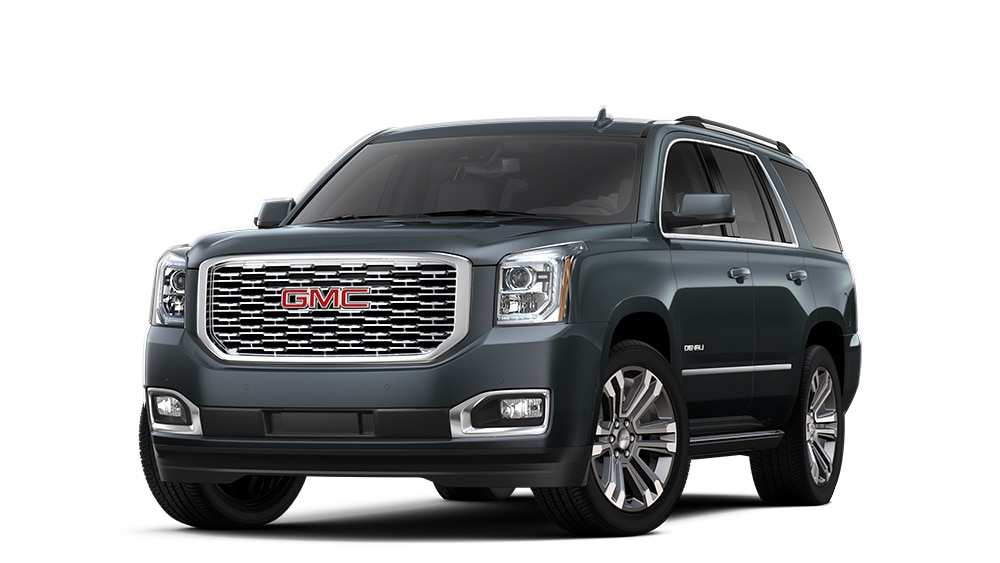 31 Best Review 2020 Gmc Yukon Xl Slt Exterior for 2020 Gmc Yukon Xl Slt