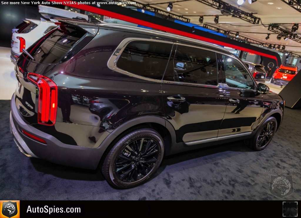 31 Best Review 2020 Kia Telluride Black Copper Exterior with 2020 Kia Telluride Black Copper