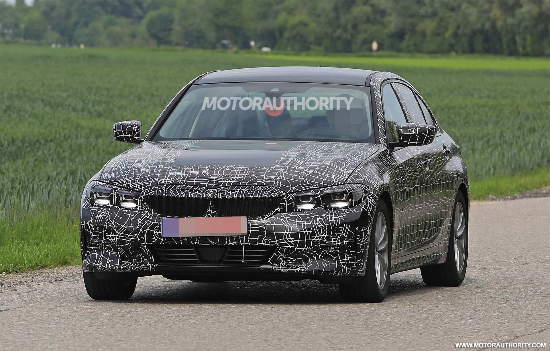 31 Best Review Spy Shots Bmw 3 Series Style with Spy Shots Bmw 3 Series