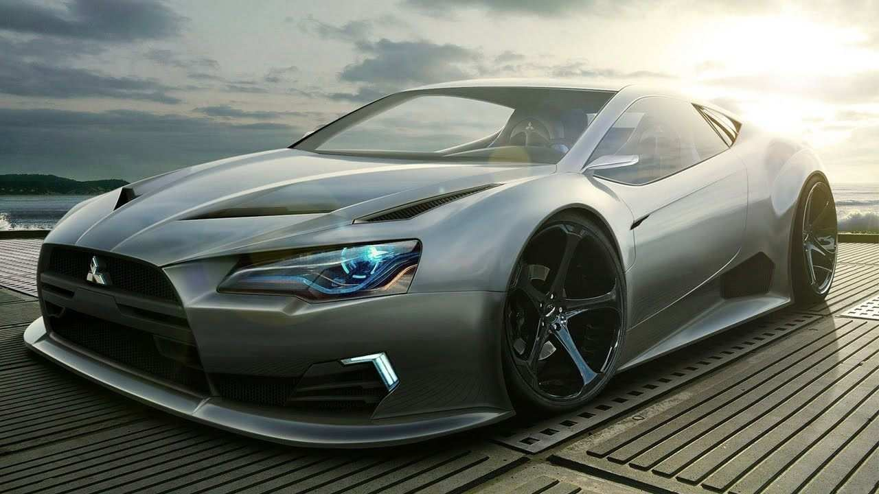 31 Concept of Mitsubishi Eclipse Coupe 2020 Redesign and Concept with Mitsubishi Eclipse Coupe 2020