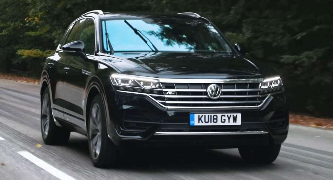 31 Great 2019 Vw Touareg Images for 2019 Vw Touareg
