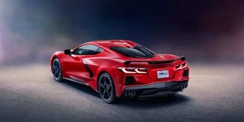 31 Great Chevrolet Corvette 2020 New Concept by Chevrolet Corvette 2020